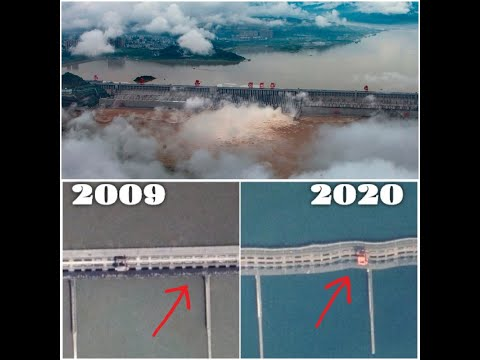 HIGHLY CENSORED INFO(!)DAM COLLAPSE IS NOW IMMINENT(!)HUNDREDS OF MILLIONS ARE AT RISK DOWNSTREAM(!)