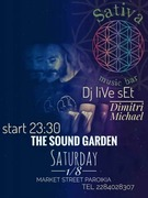 The SoundGarden at Sativa Music Bar
