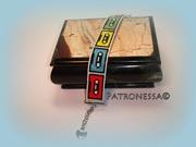 Musikkassette Armband, Retro