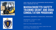 Safety Training Grant Funds Webinar