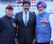 Chief Scout For India Sandeep Marwah Spoke on Kargil Diwas