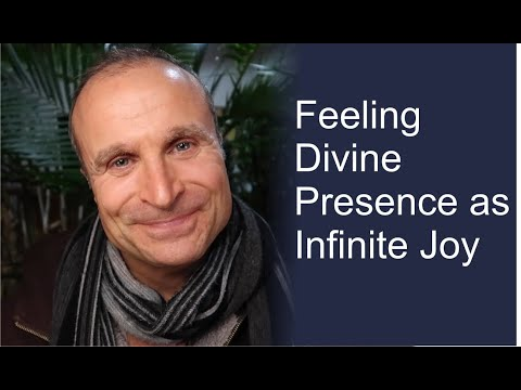Real Kundalini is The feeling of Divine Presence & Infinite Joy