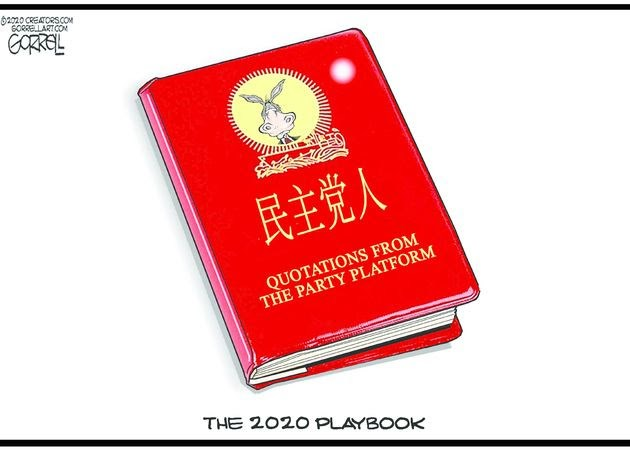 DNC-play-book-china-communist