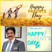 National Parents Day Celebrated at AAFT University