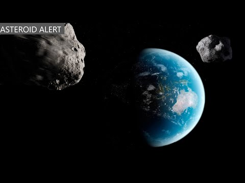Astronaut Warns of '1 Million Asteroids That Could Hit Earth', following Flurry of Close Flybys
