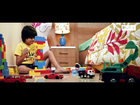 Modern Kids Bedroom by Best Interior Designers in Kerala & Bengaluru   4K - Video