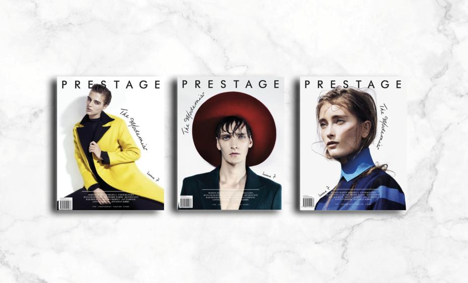 Prestage magazine #7