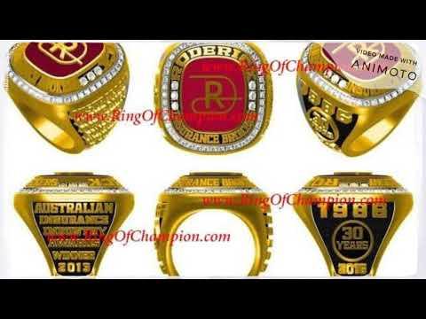 2018 Philadelphia Eagles Champions Ring