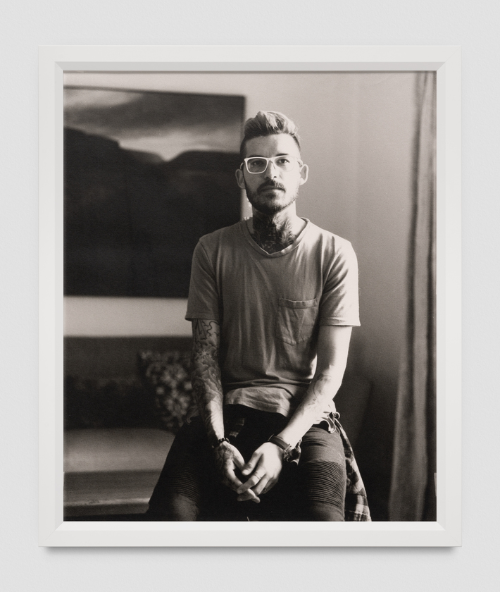 """Don't Ever Pray for Me Again"" (Portraits on Estrangement), 2020"
