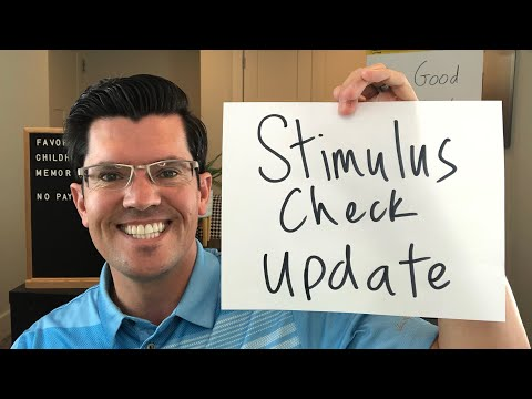 Stimulus Check 2 & Second Stimulus Package update Saturday August 1 | New Proposed Plans
