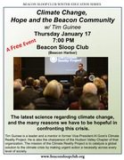 Climate Change, Hope and the Beacon Community – with Tim Guinee
