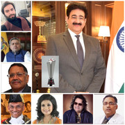 Sandeep Marwah Honored With Global Cultural Minister Award