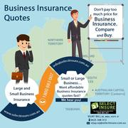 Business Insurance Quotes for any type of business