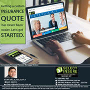 Start a fast and free insurance quote