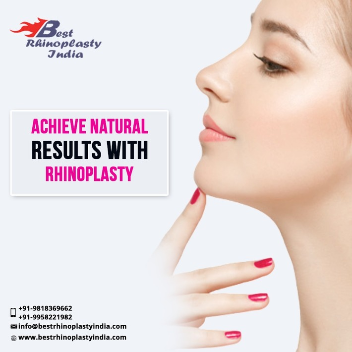 Nose Reshaping Surgery Clinic in Delhi