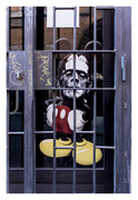 MICKEY MOUSE IN PRISON