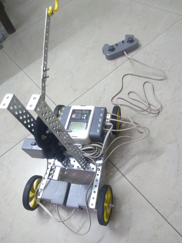 WynRobo Model Crane