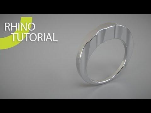 Rhino 3d Ring