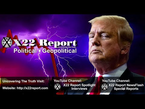 Storm Right Behind Trump, It's Coming, Get Ready, Batten Down The Hatches - Episode 2240b