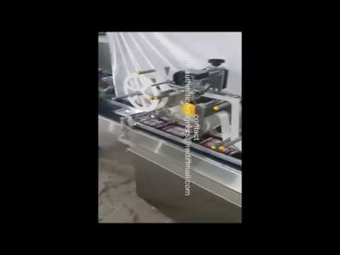 Automatic Pouch Labeling Machine for Seed Pouches