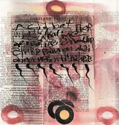 Collab by John M. Bennett (Columbus, Ohio, USA) & De Villo Sloan (Auburn, New York, USA)