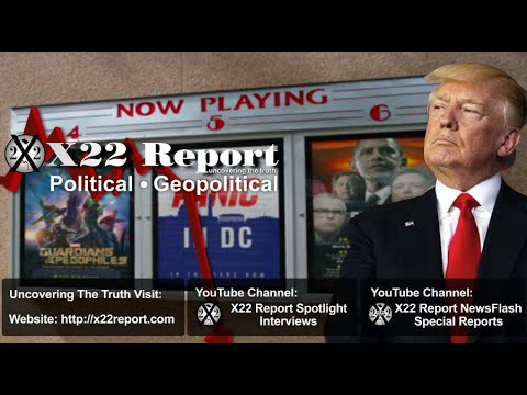 It's Show Time, The Swamp Is Being Exposed For All To See, My Fellow Americans.. - Episode 2243b