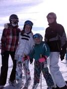 kids skiing Colorado