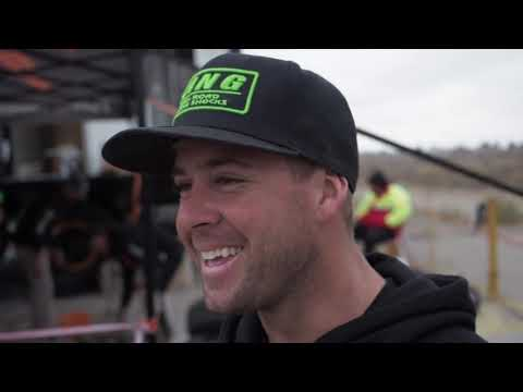 Max Eddy Jr Interview at 2019 Dakar