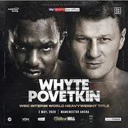 Watch Dillian Whyte vs. Alexander Povetkin Live Stream online