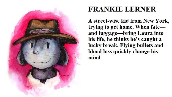 Frankie Lerner from A Whisker Past Midnight