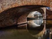 Sotto il Ponte degli Sbirri