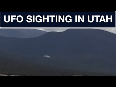 Exclusive, Jaw Dropping UFO Sighting Caught on Camera, New Footage Reveals