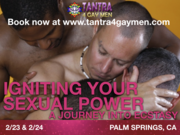 Igniting Your Sexual Power: A Journey Into Ecstasy - Palm Springs