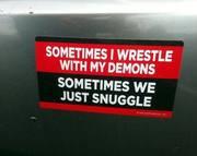 Wrestle Demons