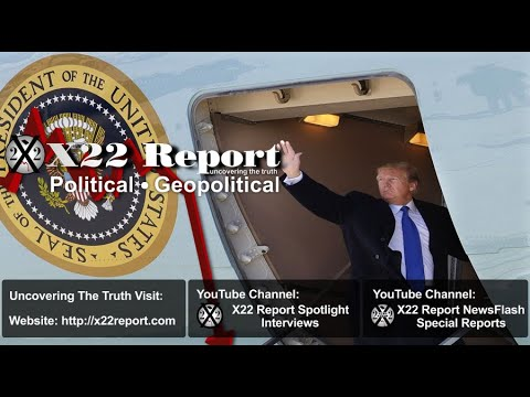 Operation Green Light,POTUS Insulated & Protected,Time To Take The Country Back - Episode 2244b