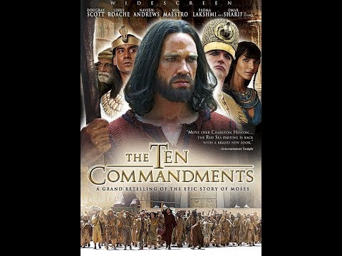 The Full Bible Movie Online - Moses And The Ten Commandments (2006)