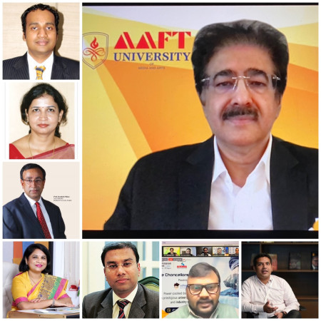 Institutions Must Provide Space to Enhance Creativity- Sandeep Marwah