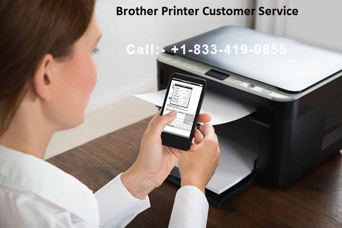 Brother Inkjet Printer Customer Support Phone Number in USA