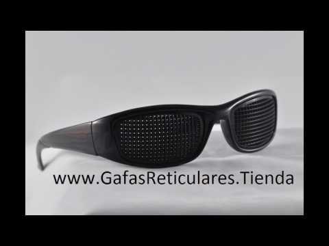Gafas de Agujeros Finos - Gafas de Agujeros Pequeños