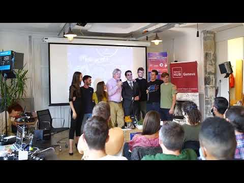 Heloísa Primavera- Genève - Impact Hub - Conférence de clotûre