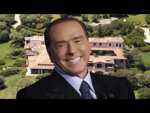 Reptilian Cannibalism & Silvio Berlusconi