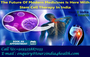 The Future of Modern Medicines is Here With Stem Cell Therapy in India