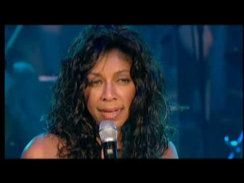 Natalie Cole - I'm glad there is you (Ask a woman who knows Live)