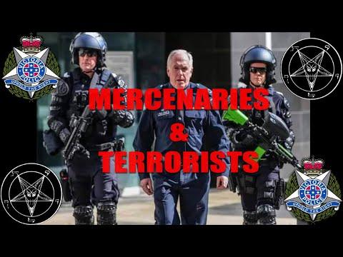 Victoria Police - A State Run Terrorist Army