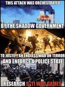 Shadow Jew Government staged False Flags - 911, Covid-19
