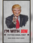 Trump,yes he's number one goy,till he's not