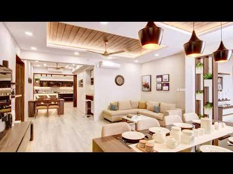 Trendy Interior Design Ideas for Mr. Prince Chandy's Flat Interior in Kochi | DLIFE Interiors