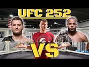 UFC 252 Live Stream Online