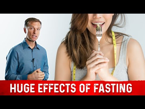How Fasting Affects Your Body