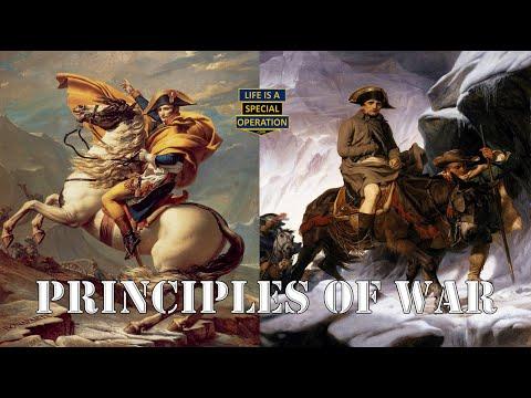 "Military Leadership - ""The Principles of War"""